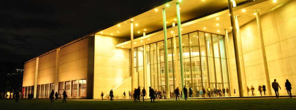 Lange Nacht der Museen: Pinakothek der Moderne, Foto: Maren Köhler