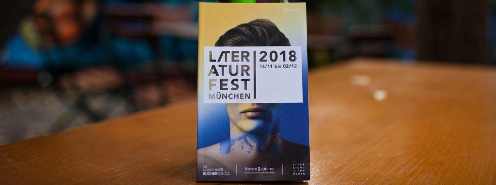 Literaturfest 2018, Foto: Juliana Krohn