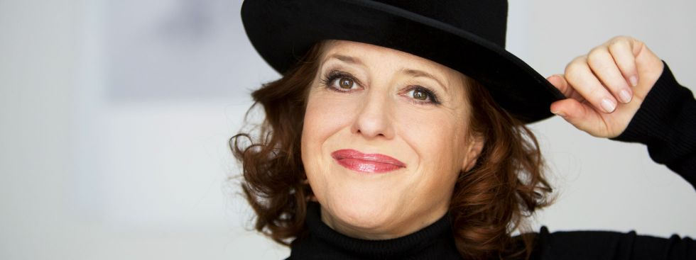 "Luise Kinseher als ""Mamma Mia Bavaria"", Foto: Martina Bogdahn"