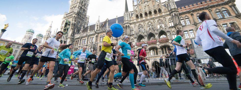 Generali München Marathon, Foto: MÜNCHEN MARATHON/Wilhelmi