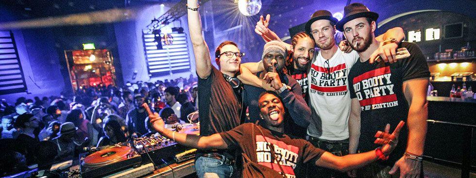No Booty No Party in der Muffathalle, Foto: Muffatwerk