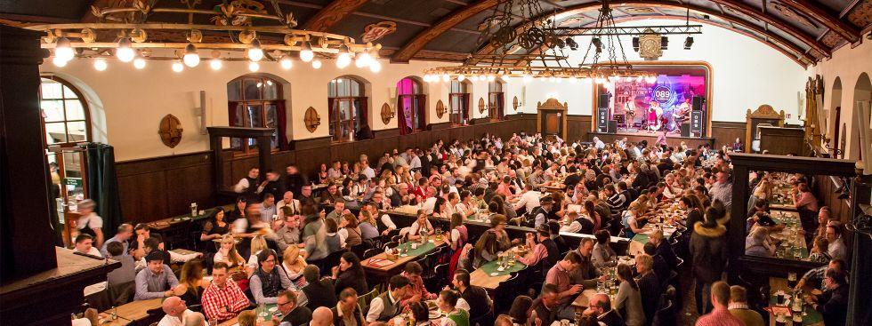 Starkbierfest im Augustinerkeller 2018, Foto: muenchen.de / Mónica Garduño