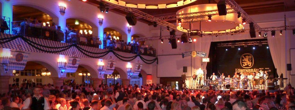 Starkbierfest Löwenbräukeller, Foto: muenchen.de/Maria Romanska