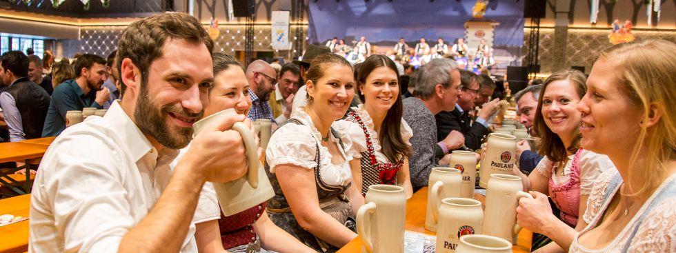 Starkbierfest am Nockherberg 2018, Foto: muenchen.de / Mónica Garduño