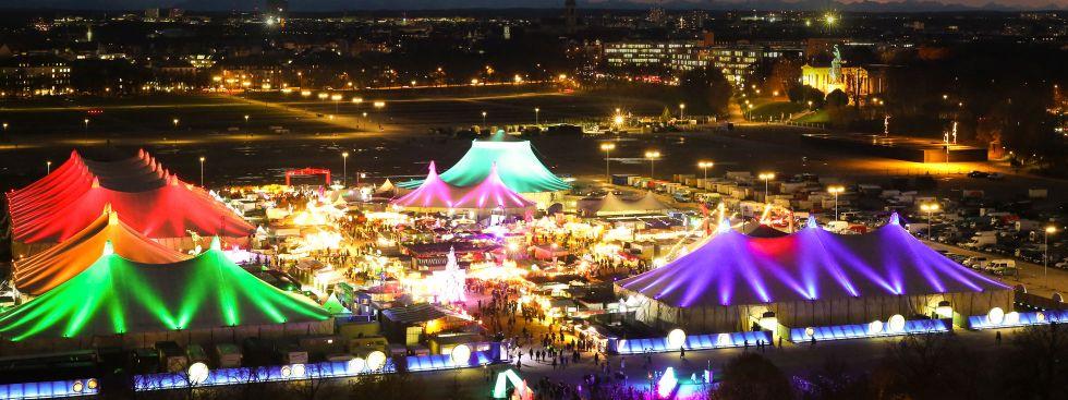 Tollwood - Winterfestival, Foto: Bernd Wackerbauer
