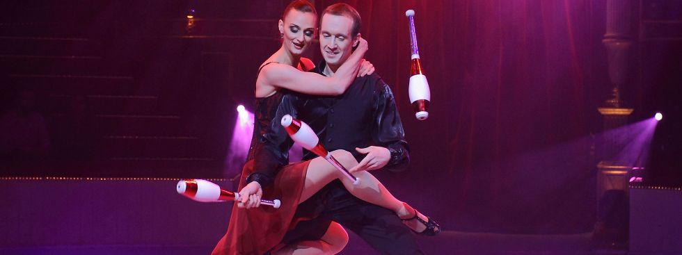 Menno & Emily van Dyke, Foto: circuskrone.de