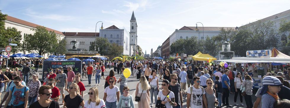 Streetlife Festival, Foto: Lukas Barth, 2018