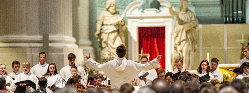 Die Lange Nacht der Musik in der Theatinerkirche St. Kajetan, Foto: Kiderle