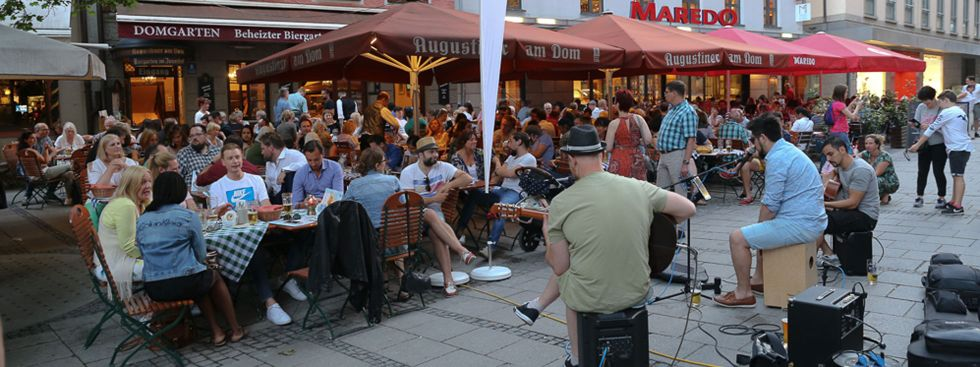 Munich Unplugged - Pangea am Augustiner am Dom (2018) , Foto: PR Foto, 2018