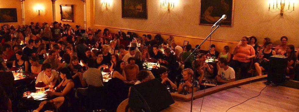 Schwabinger Poetry Slam im Lustspielhaus, Foto: Schwabinger Poetry Slam