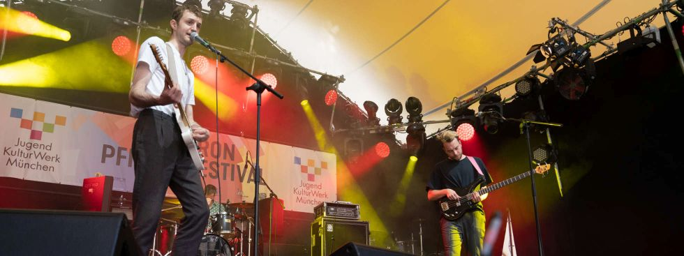 Theatron Pfingstfestival 2019, Foto: muenchen.de/Rico Güttich