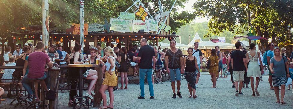 Impressionen vom Tollwood Festival, Foto: muenchen.de / Anette Göttlicher