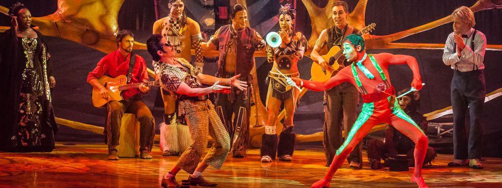 Diabolo: Cirque du Soleil , Foto: OSA Images/Cirque du Soleil