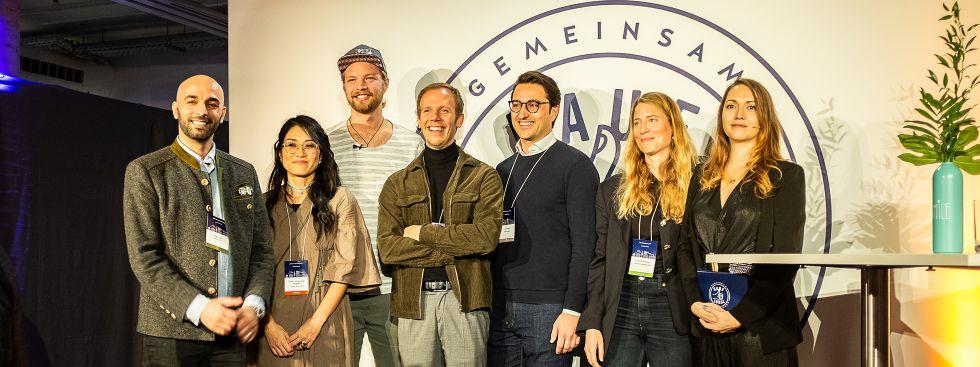 Teilnehmer Kauf Lokal München 2020, Foto: Anette Göttlicher
