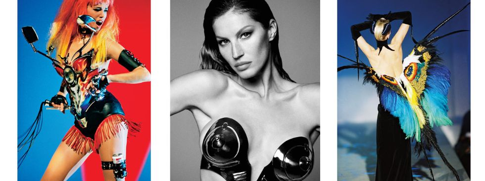 Thierry Mugler: Couturissime , Foto: Diverse Fotografen