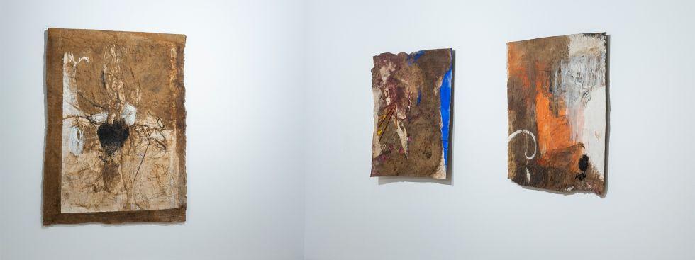 Ausstellungsansicht im Kunstbau des Lenbachhauses, Foto: Simone Gänsheimer/Sheela Gowda