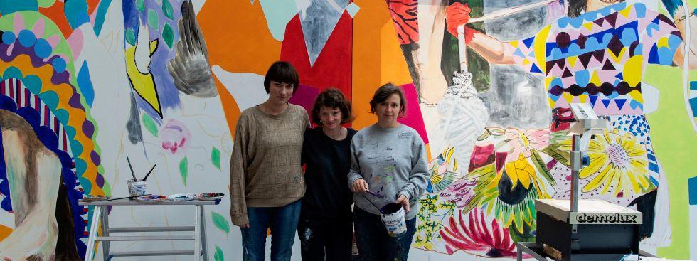 Impressionen Open Art 2020, Foto: Francoise Heitsch