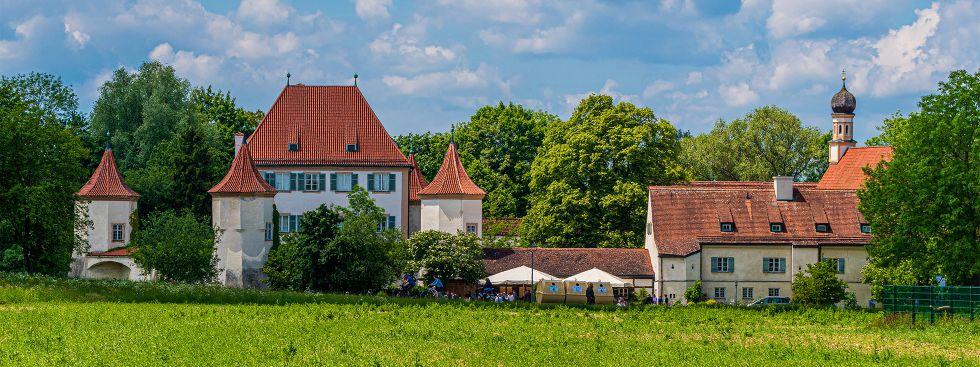 Schloss Blutenburg, Foto: muenchen.de/Schloss Blutenburg