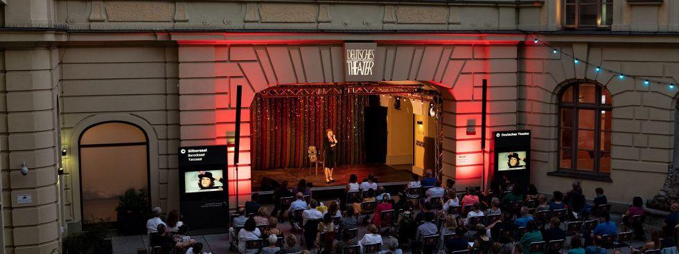 Bühne im Deutschen Theater, Foto: muenchen.de