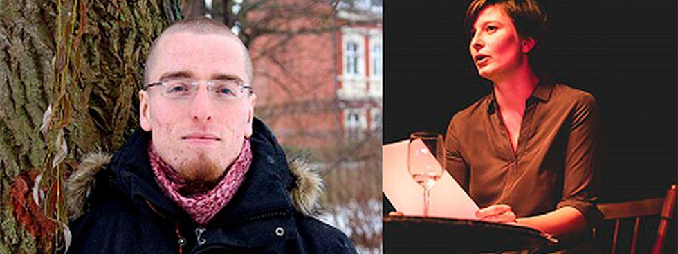 Tobias Reußwig und Annegret Liepold, Foto: helle Tage Fotografie/Caroline Barth
