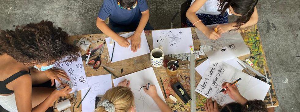 Verwirklicht Eure eigenen Ideen, Foto: Andrea Schönhofer