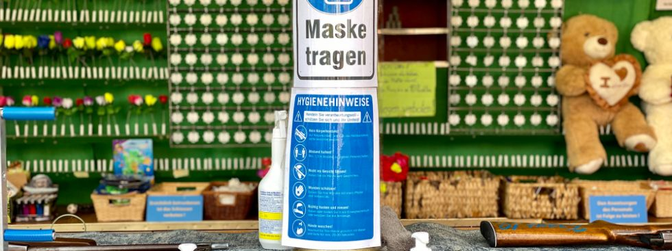 Beim Trachtival wird auf Hygiene geachtet, Foto: muenchen.de/Philipp Hartmann