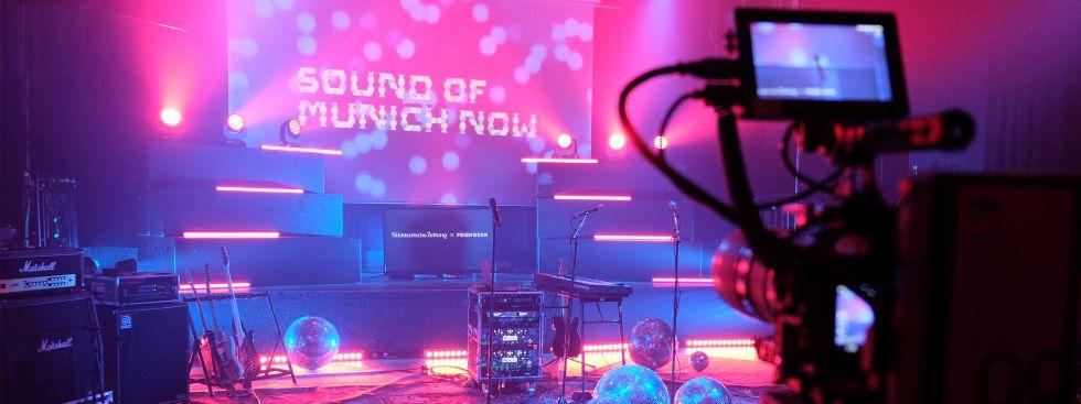 Das Festival Sound of Munich findet online statt., Foto: Teresa Konrad
