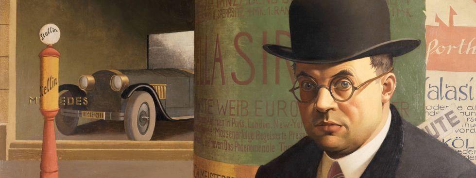 """Bild aus der Ausstellung """"Welt im Umbruch"""", Foto: Staatliche Kunsthalle Karlsruhe"""