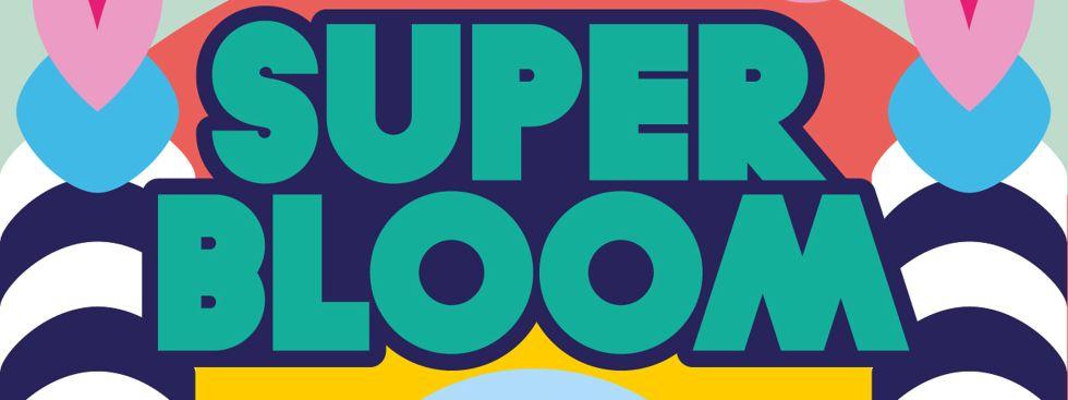 Superbloom Logo, Foto: Superbloom