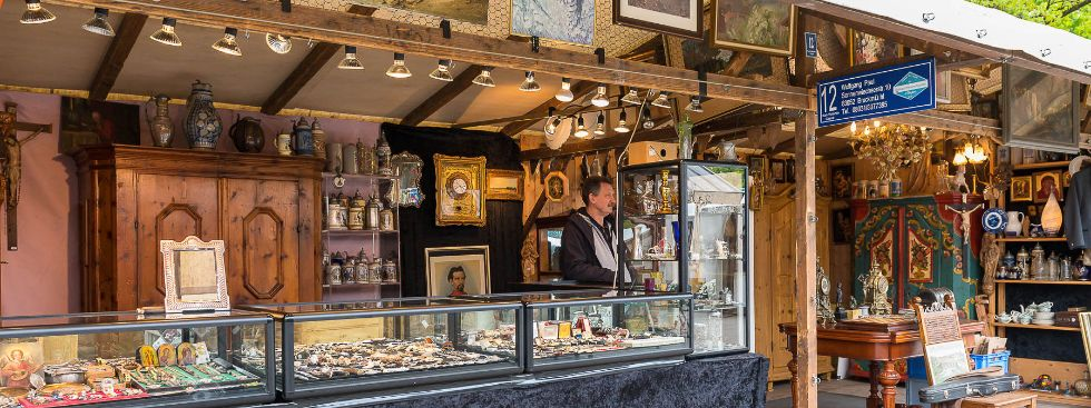 Antiquitäten Paul, Foto: Mario Fichtner