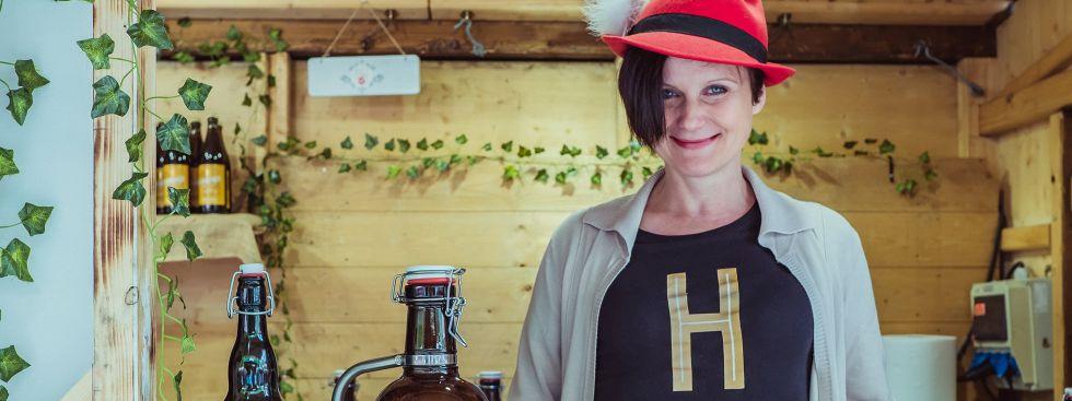 Bio-Bier von Haderner Bräu, Foto: Anette Göttlicher