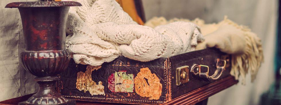 Antikes auf der Auer Dult, Foto: Anette Göttlicher