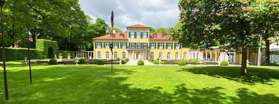 Schloss Suresnes in Schwabing, Foto: Anette Göttlicher