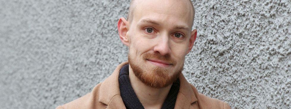 Daniel Mellem, Foto: Bogenberger Autorenfotos