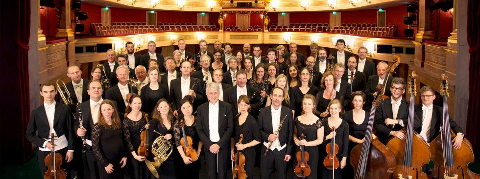 Das Orchester des Staatstheatres am Gärtnerplatz., Foto: Christian POGO Zach