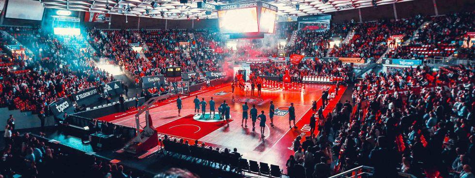 Der Audi Dome, Foto: FC Bayern Basketball / Rau