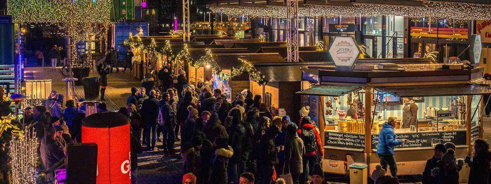 Zauberhafter Weihnachtsmarkt im Werksviertel Mitte, Foto: Werksviertel Mitte