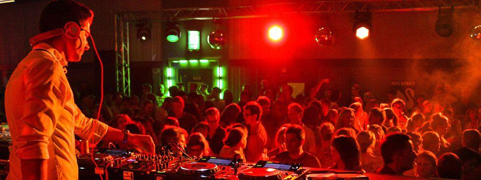 Partystimmung, Foto: Christian Scheiffele