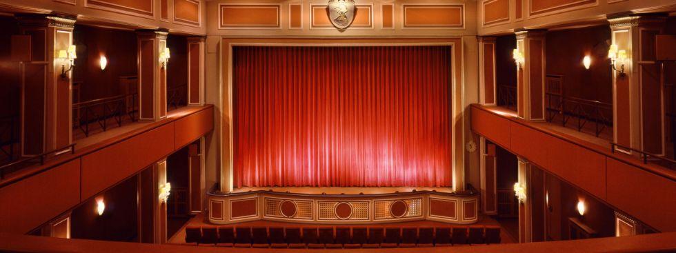 Saal im Filmtheater Sendlinger Tor, Foto: Bernhard Hartmann