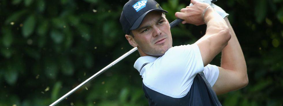 Der Golfer Martin Kaymer., Foto: BMW Group
