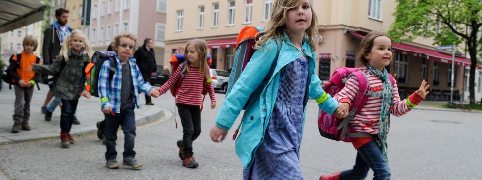 """Impressionen vom """"Bus mit Füßen""""., Foto: Green City/Tobias Hase"""