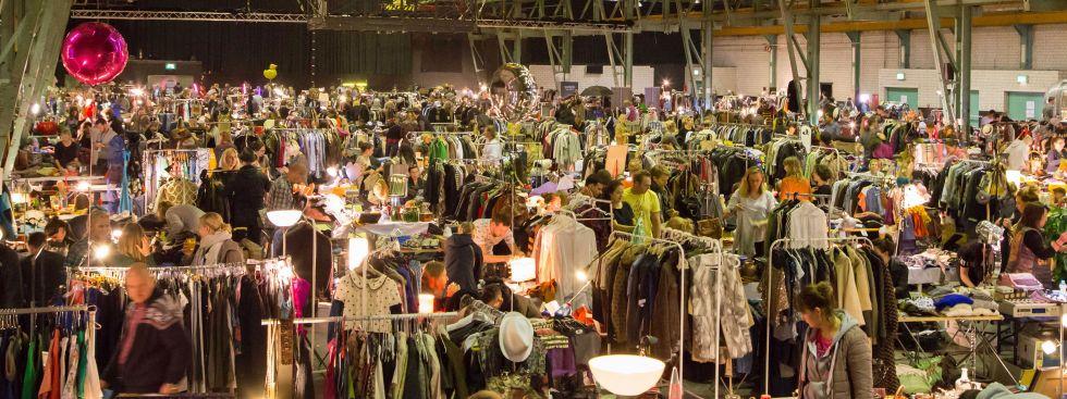 Nachtflohmarkt und Streetfoodmarkt, Foto: Midnightbazar