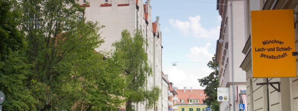 Münchner Lach- und Schießgesellschaft, Foto: Katy Spichal