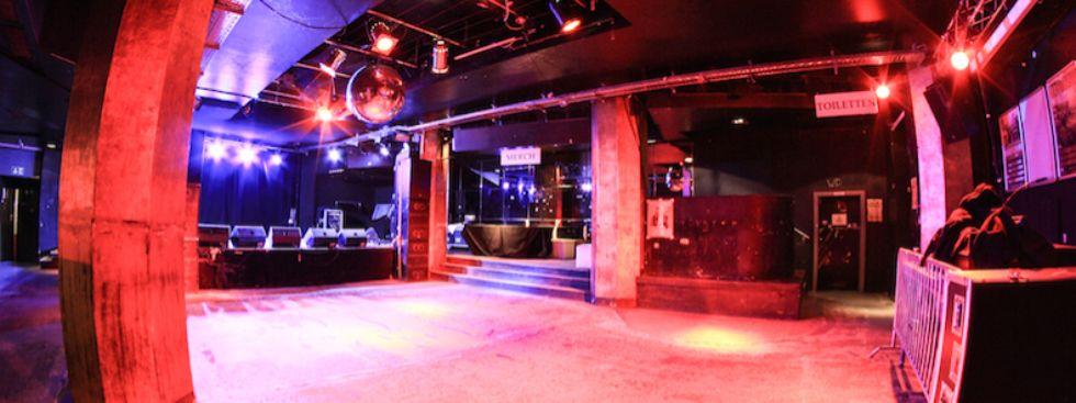 Punk rock club münchen