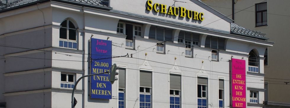 Schauburg - Theater der Jugend, Foto: Günter Mattei