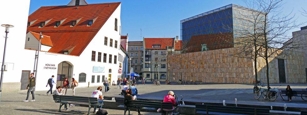 St. Jakobs Platz, Foto: muenchen.de/Leonie Liebich