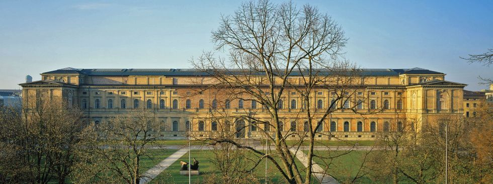 Alte Pinakothek , Foto: Alte Pinakothek