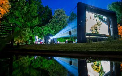 Open Air Kino im Tierpark Hellabrunn