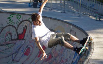 Skateanlage am Fasaneriesee