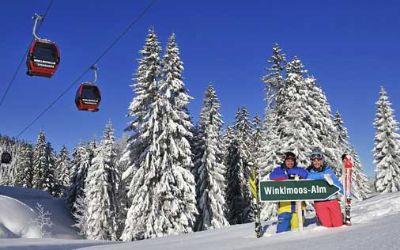 Reit im Winkl Skigebiet